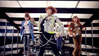 2NE1 - Try To Copy Me [HD]