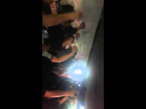 """Soy de la banda queretana!!!!"" Barra: La Resistencia Albiazul • Club: Querétaro"