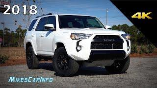 2018 Toyota 4Runner TRD Pro- Ultimate In-Depth Look in 4K