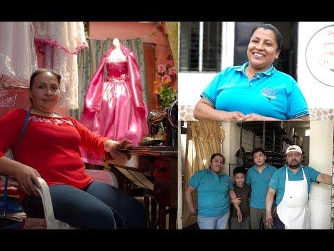 Conoce a Ana y Lilian, emprendedoras dignas de admirar