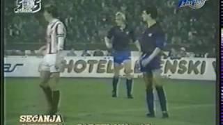 FC Barcelona - ФК Црвена звезда КОК 1/8 1982-10-20