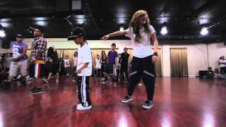 "Чачи Гонсалес (Olivia Irene Gonzales), Chachi Gonzales from IaMmE at MWC Mondays - Chris Brown ""Should've Kissed You"" - World of Dance"