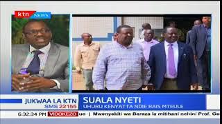 Kinara wa NASA Raila Odinga asema hawatamtambua Rais Uhuru Kenyatta: Jukwaa la KTN