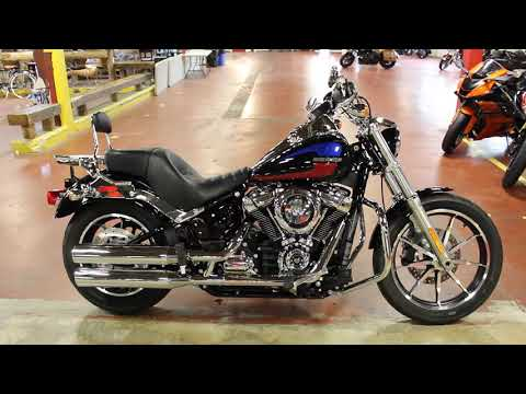 2018 Harley-Davidson Low Rider® 107 in New London, Connecticut - Video 1