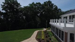 Landscaping / Hardscaping Aerial promotional video