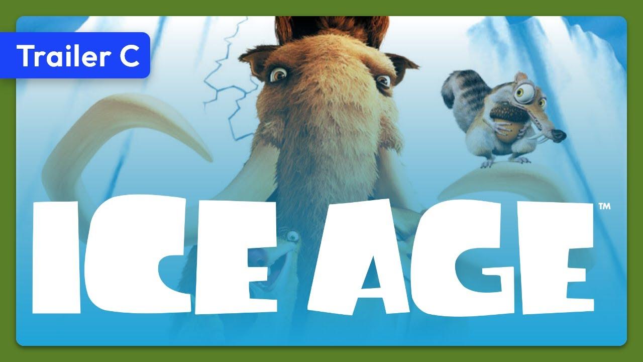 Trailer för Ice Age