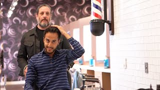 Aveda Men + InsideHook | Haircare Tips for Thinning Hair