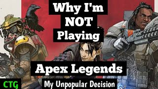 Apex Legends Is a Huge Hit... That I'm Not Going to Play