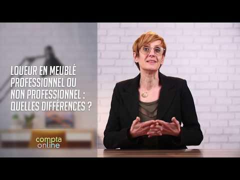 Loueur en meublé professionnel ou non professionnel : quelles différences ?