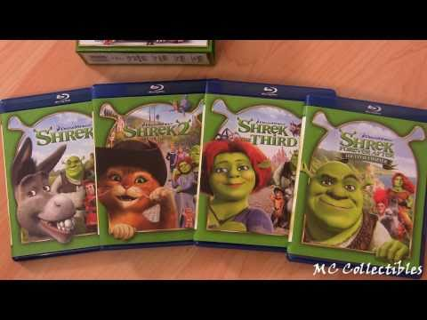 Shrek The Whole Story blu ray review
