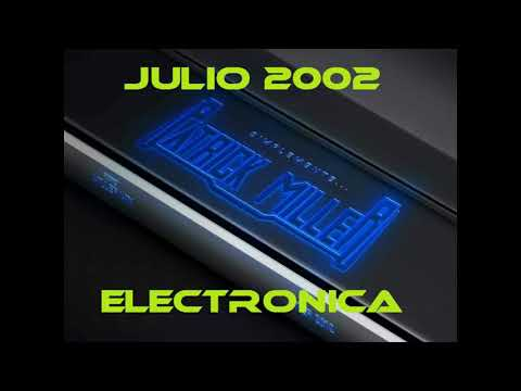 PATRICK MILLER - JULIO 2002 (ELECTRONICO)