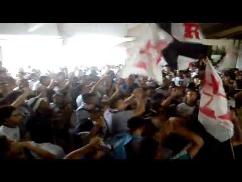 """""""GDA PRÉ-JOGO - Sou Vascaíno lá da Barreira"""" Barra: Guerreiros do Almirante • Club: Vasco da Gama"""