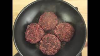מתכון להמבורגר טבעוני קל להכנה