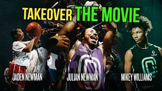 Julian Newman & Mikey Williams STAR In The OVERTIME MOVIE! Can Jaden Newman Play Against The BEST?