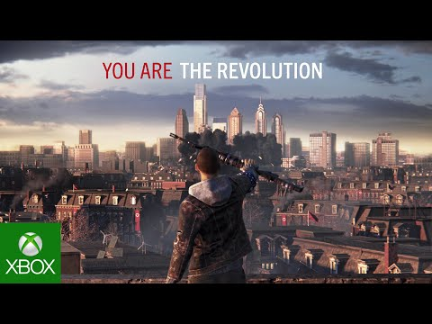 Homefront: The Revolution Shows Off Some Gameplay