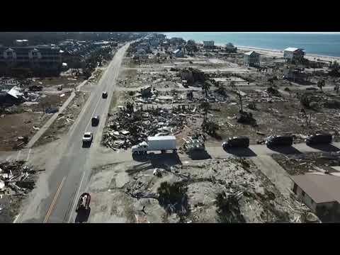 Hurricane Michael death toll rises