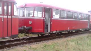 preview picture of video 'Hafenfahrt Historische Eisenbahn Mannheim e.V. 5.April.2014'