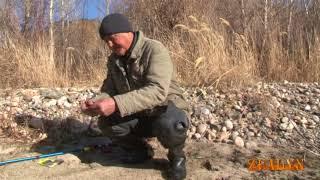 Рыбалка на османа   осень 2017г