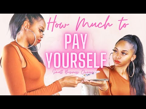 , title : 'How Much to Pay Yourself Small Business | Pay Yourself First