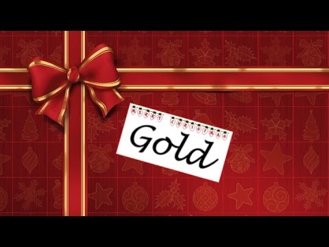 """Gifts for a King"" Part 1 – Gold – Raymond Woodward"