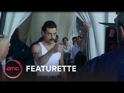 Ator Rami Malek vive Freddie Mercury no filme que estreia em novembro