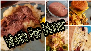 What's For Dinner Week 8 { Large Family Dinners}