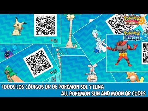 pokemon y qr code