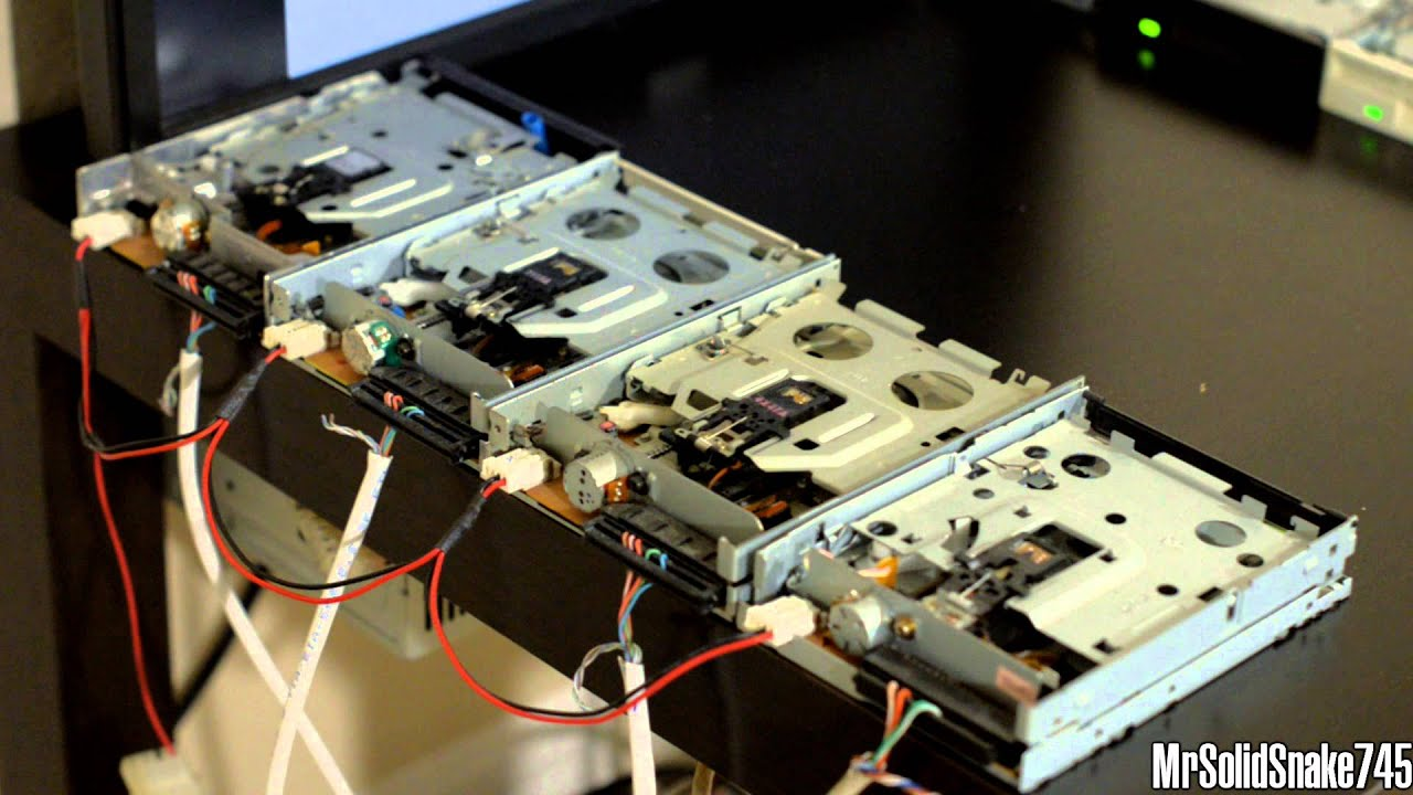Final Fantasy V's Battle Theme Is Ready To Fight On Floppy Drives