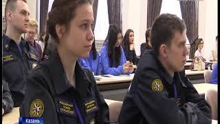 В Казани прошла  Всероссийская студенческая олимпиада по оказанию первой помощи
