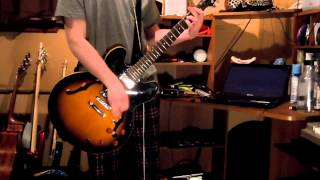"""""""All Systems Go"""" Boxcar Racer Guitar Cover"""
