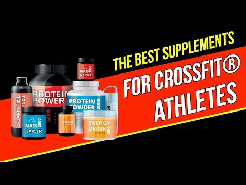 CrossFit Supplements: The Best Supplements For CrossFit Athletes