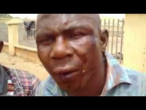 (Hausa Version) Barayi a kaduna