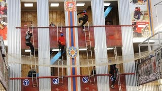 Зимнее Первенство Московской области по пожарно-прикладному спорту среди юношей и девушек