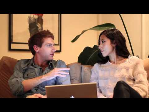 Fran Kranz & Dichen Lachman chat Lust for Love (3 of 3)