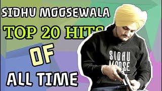 Sidhu Moosewala - Top 20 Songs