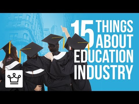 15 Things You Didn't Know About The Education Industry