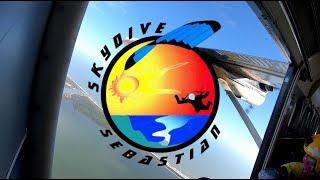 Skydive Sebastian – Invasion 2020