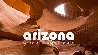 Arizona : Grand Canyon State
