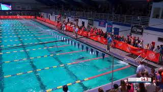 Women's 200y Medley Relay Heat 2 | 2018 NCSA Junior Championships