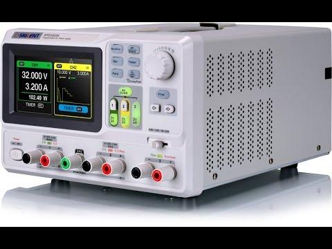 EEVblog #828 - Siglent SPD3303X Precision Lab PSU Teardown