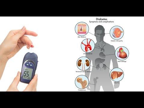 Milchdistel für einen Diabetiker
