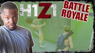 H1Z1 Battle Royale Gameplay - TRUST IN MAV!  | H1Z1 PC Gameplay