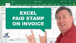 "Learn Excel from MrExcel - ""Mark Invoice Paid"": Podcast #1709"