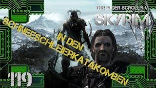 The Elder Scrolls V: Skyrim (Deutsch): [119] In den Schneeschleierkatakomben mit Mercer Frey. 🐱👤