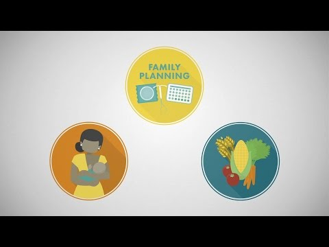 Improving Nutrition and Food Security Through Family Planning: An ENGAGE Presentation Video thumbnail