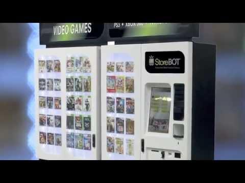 StoreBOT Video