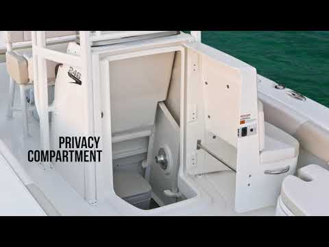 Robalo 246 Cayman video