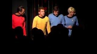 "STAR TREK ""Spock's Brain"" ON STAGE (Mike Carano)"