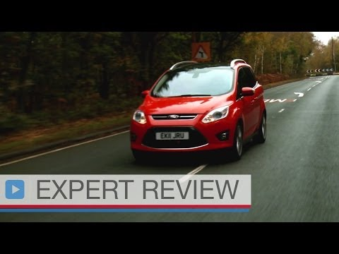 Ford Grand C-MAX MPV expert car review
