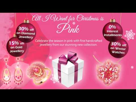 All I want for Christmas in Pink !!! (2015 December)